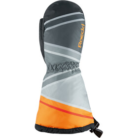 Roeckl Fuji Handschuhe Kinder black/orange